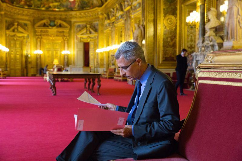 Les priorités de rentrée du sénateur Antoine Karam et les chantiers à venir