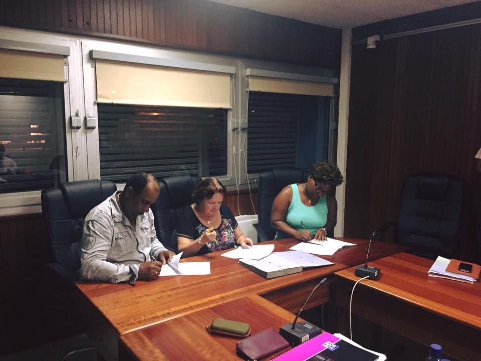 Rencontres territoriales antilles guyane 2017