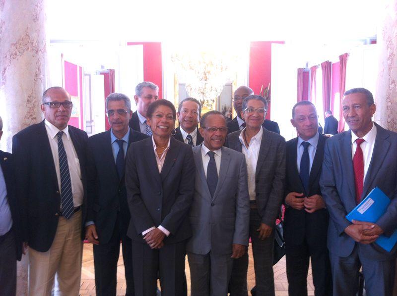 Prolonger l'octroi de mer pour améliorer la situation de la production guyanaise