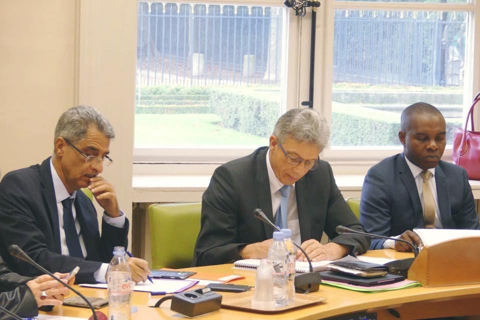Rapporteur de l'étude sur le Foncier dans les Outre-Mer, sur les conflits d'usage et les outils de planification