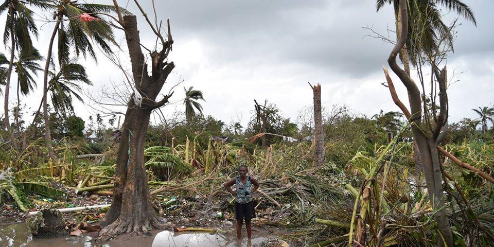 Mon soutien et ma solidarité au peuple d'Haïti