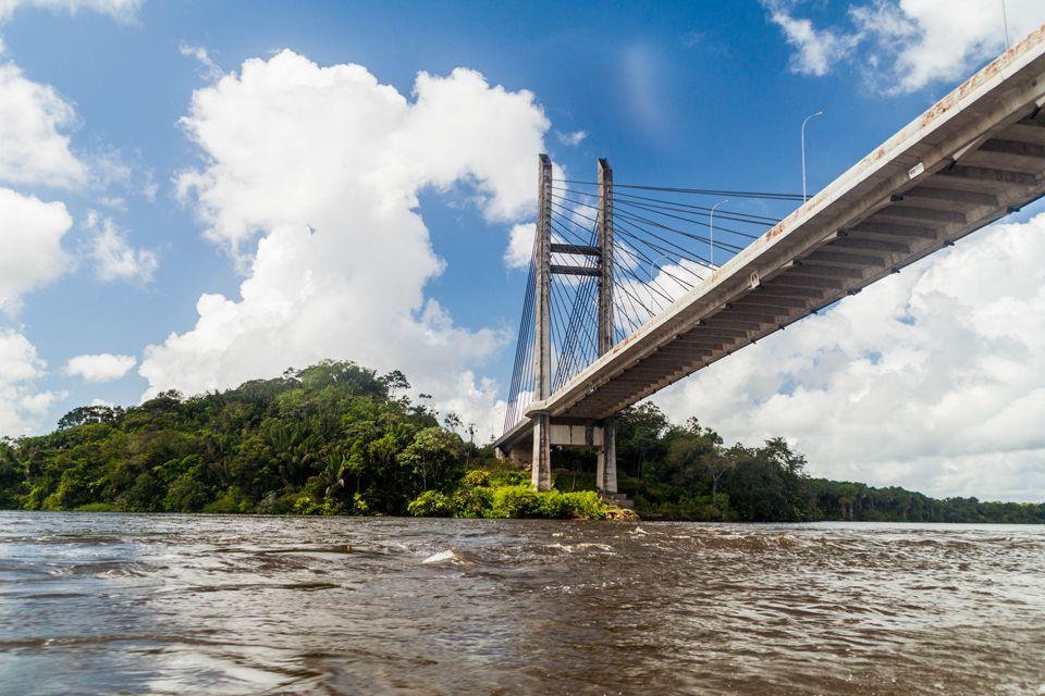 Relancer l'ouverture du Pont sur l'Oyapock