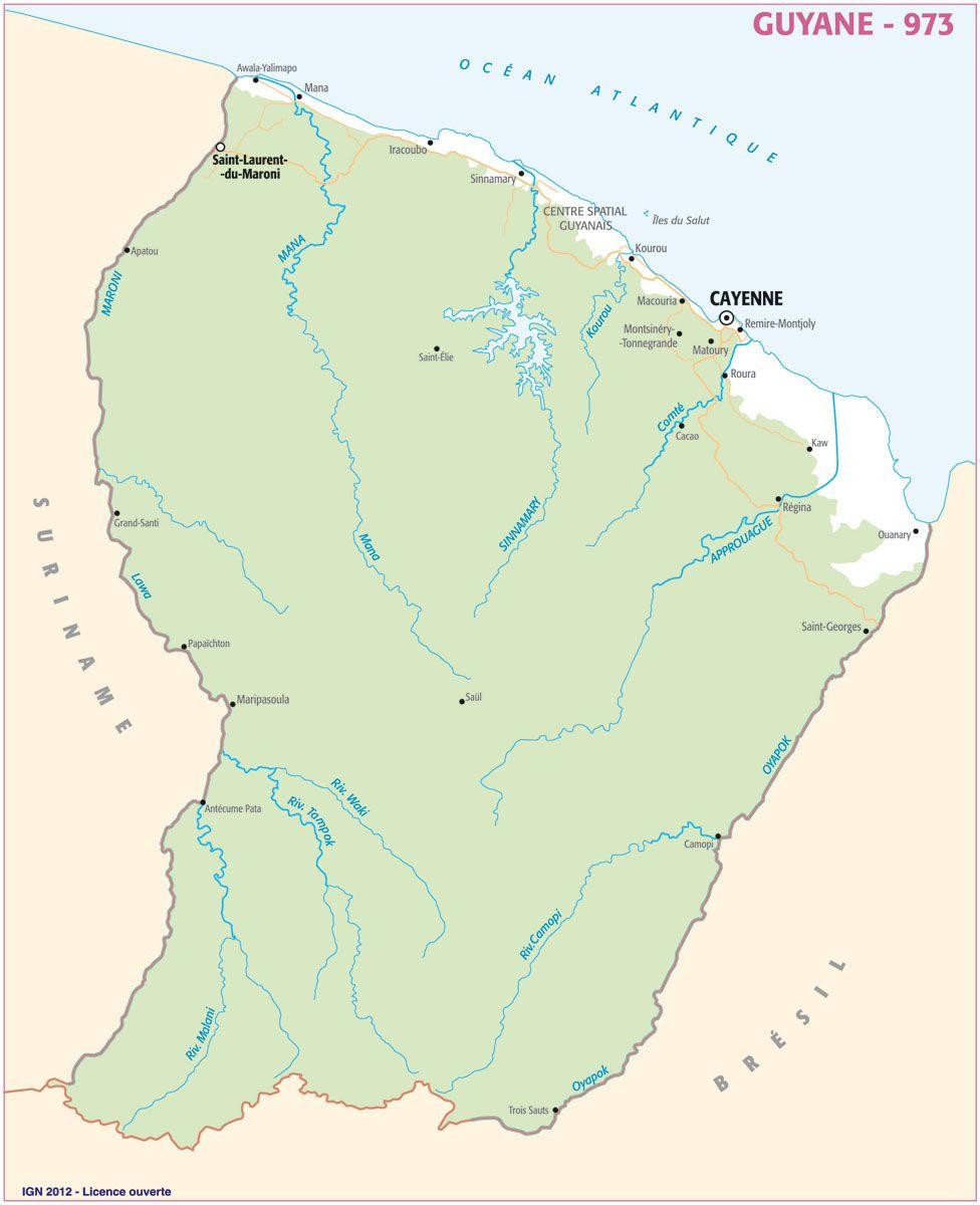 Réserve parlementaire : 5 communes guyanaises bénéficiaires en 2016